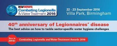 40th Anniversary of Legionnaires' Disease