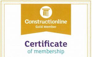 Jordan Environmental Ltd are no a Constructionline 'Gold' level member